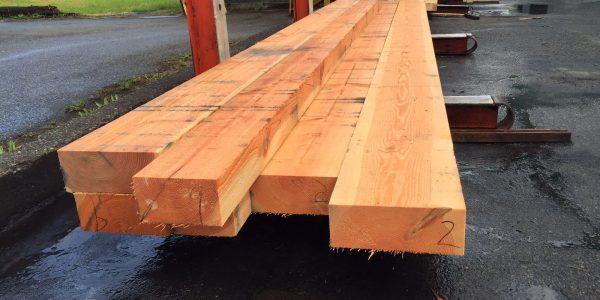 Custom-Cut Lumber – Douglas Fir